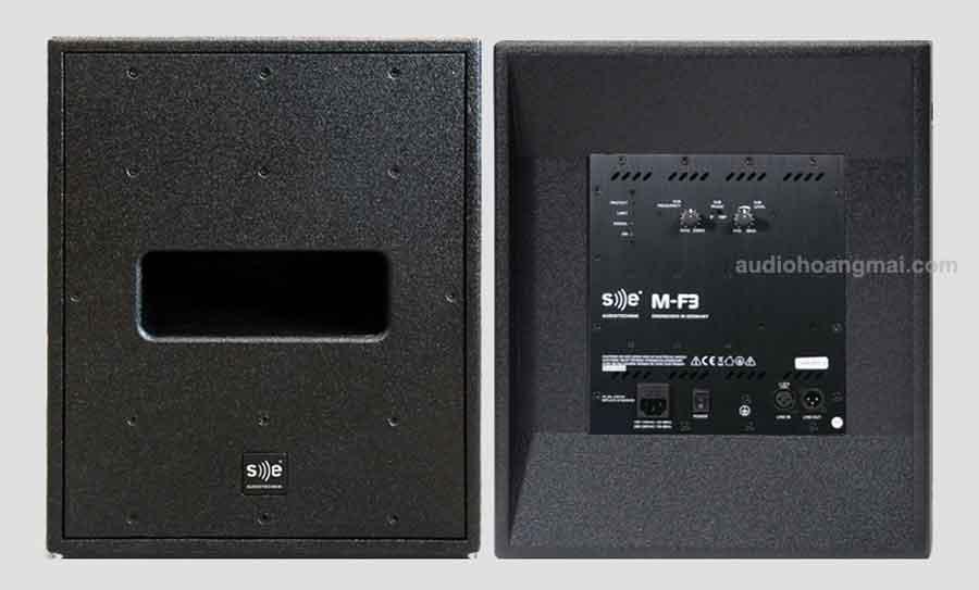 Sub SE Audiotechnik M-F3