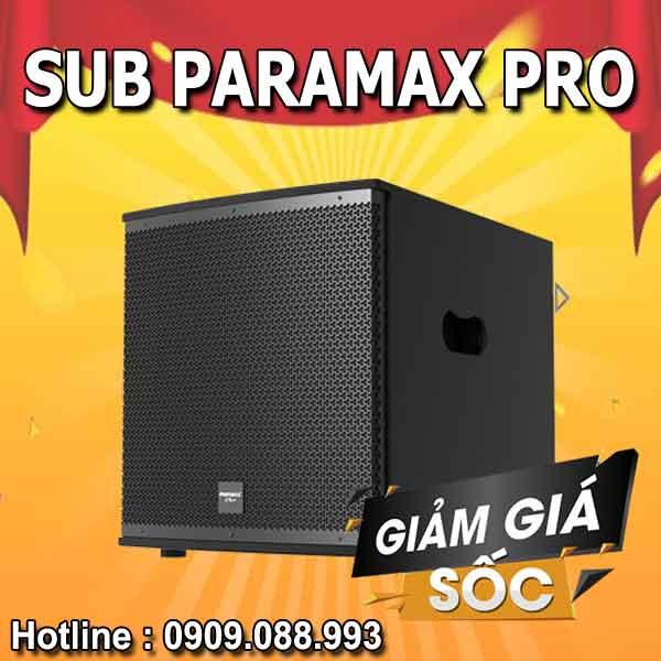 Tổng Hợp Sản Phẩm Paramax Pro
