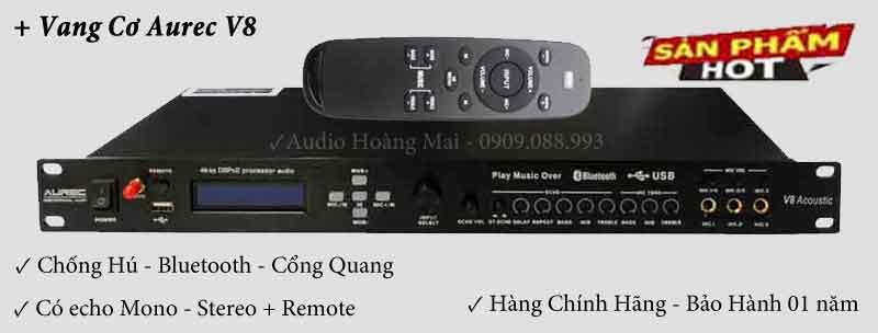 Tổng Hợp Vang Cơ - Chống Hú - Bluetooth