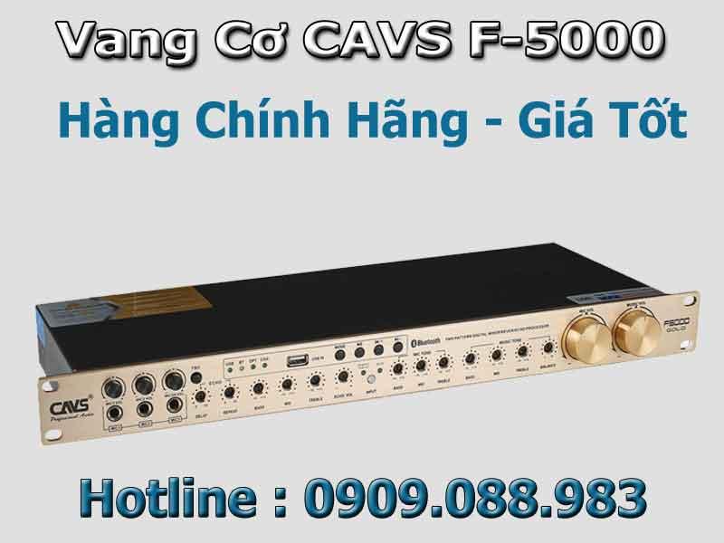Vang cơ CAVS F5000 Gold