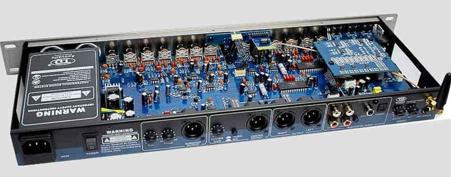 Vang cơ TD Acoustic T6 Pro - New