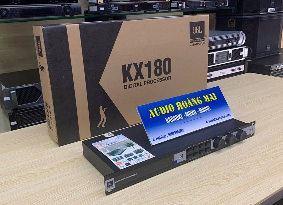 Vang JBL KX180