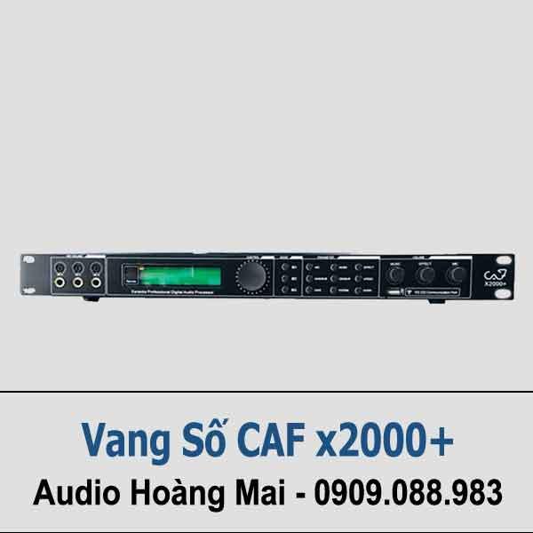 Vang Số CAF x2000+