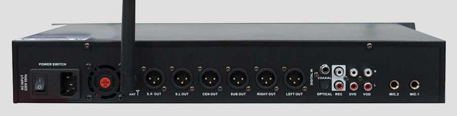 Vang Số CAVS P9000 Pro