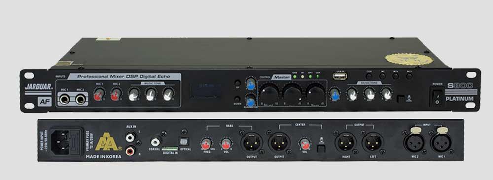 Vang số chỉnh cơ Jarguar S800 Platinum
