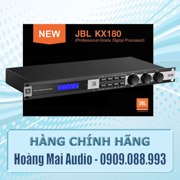 Vang Số JBL KX 180
