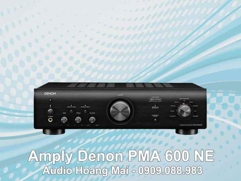 Ampli Denon PMA 600 NE