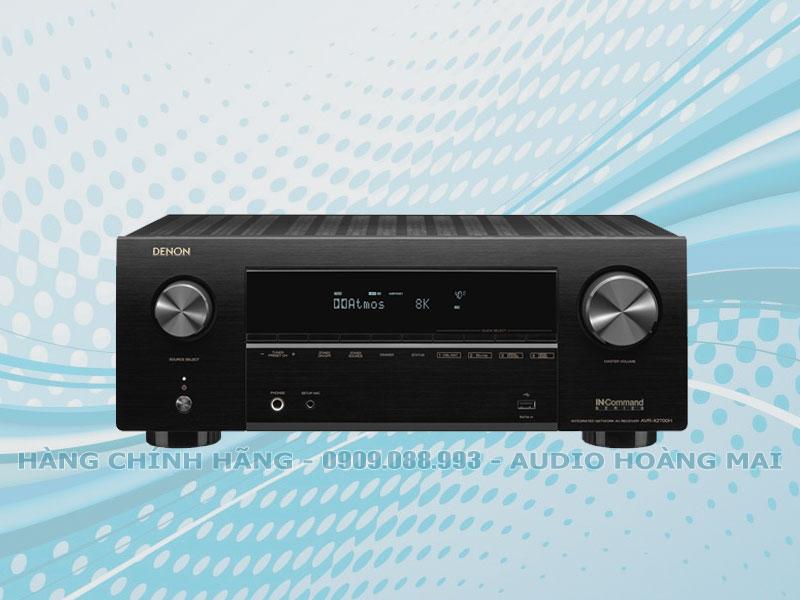 Ampli Denon AVR x2700H
