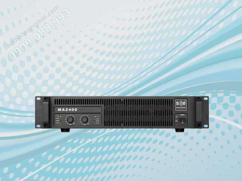 Cục đẩy SE Audiotechnik MA 2400