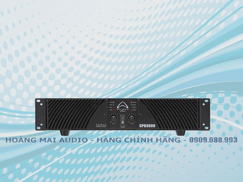 Cục Đẩy Wharfedale Pro CPD 3600