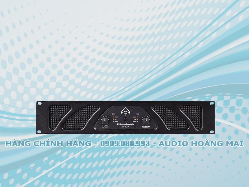 Cục Đẩy Wharfedale Pro XR2500