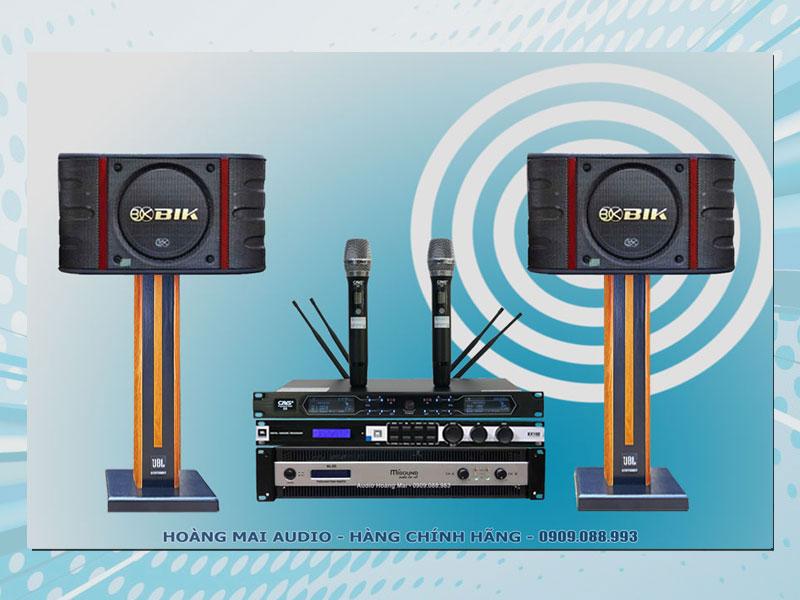 Dàn Karaoke BIK 324