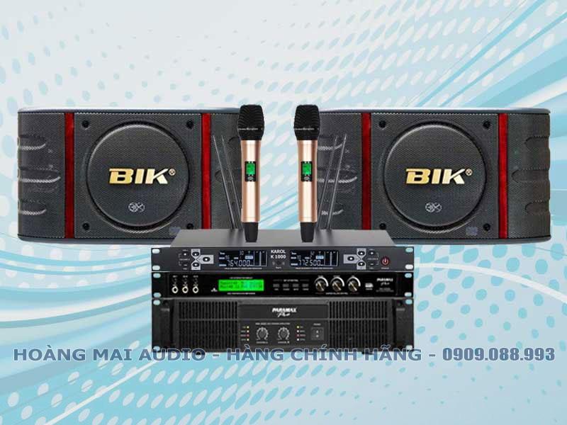 Dàn karaoke cao cấp 312