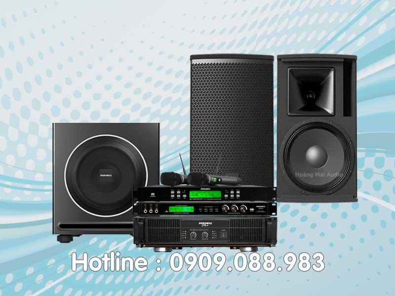 Dàn Karaoke Paramax 045