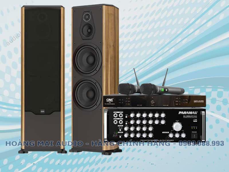 Dàn Karaoke Paramax 169