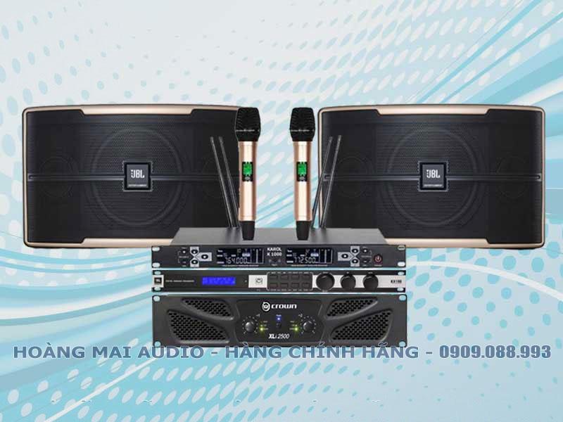 Dàn Karaooke JBL - Crown 395