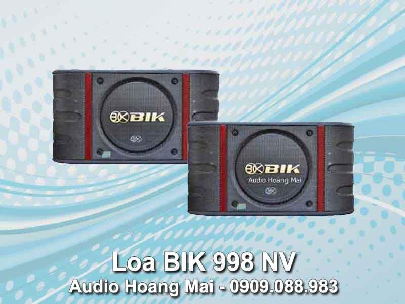 Loa BIK 998 NV