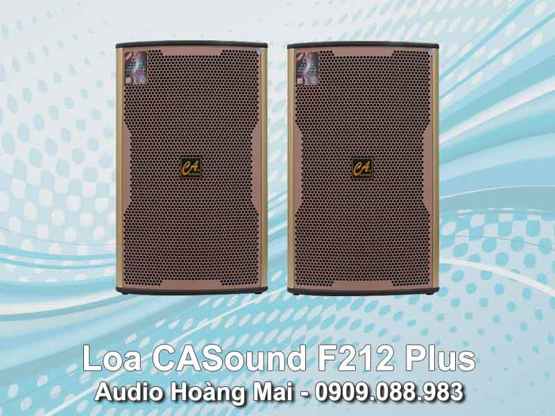 Loa CASound F212 Plus