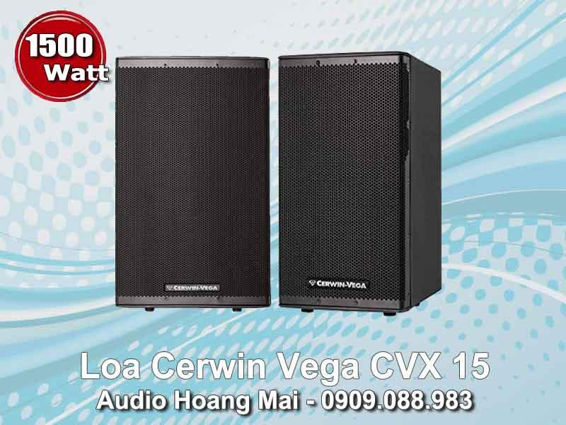 Loa Cerwin Vega CVX 15