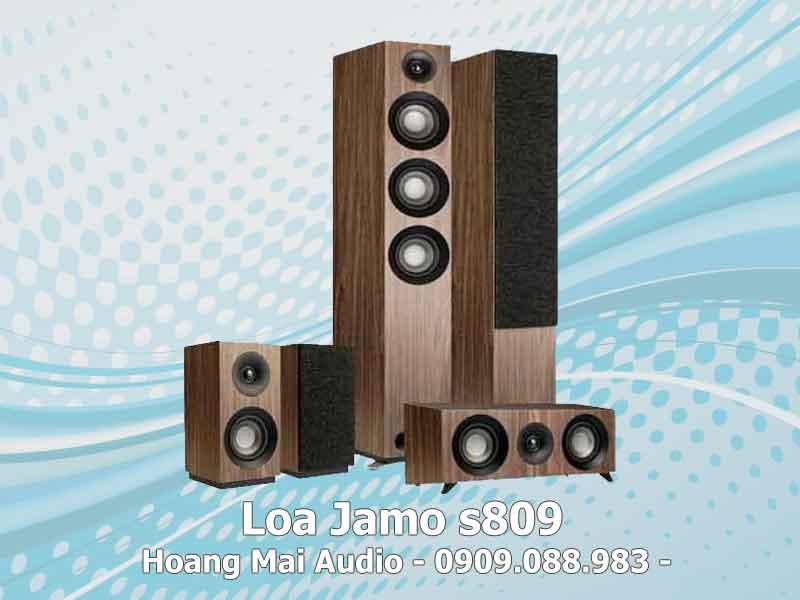 Loa Jamo s809 hcs