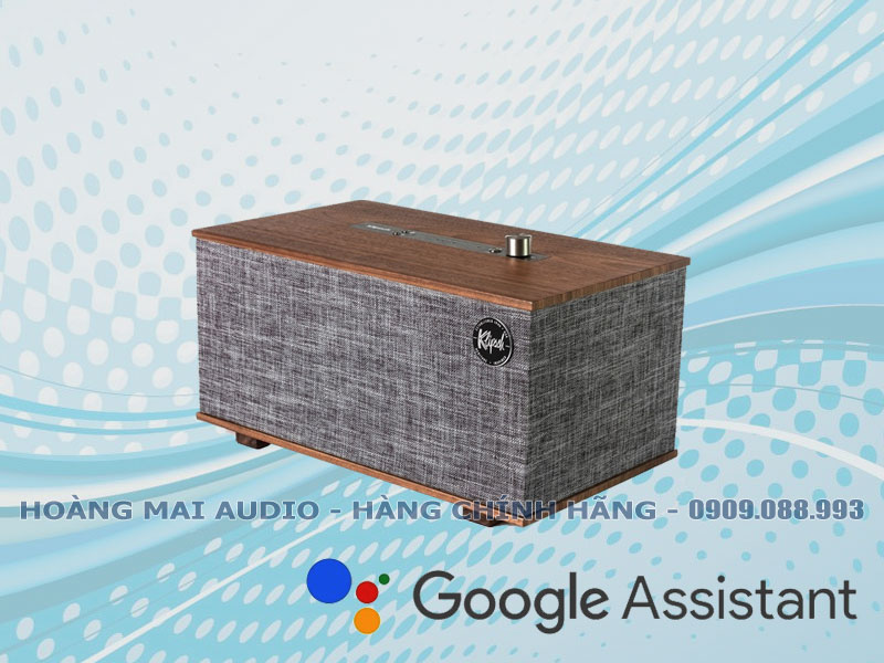 Loa Klipsch The Three with Google Assistant
