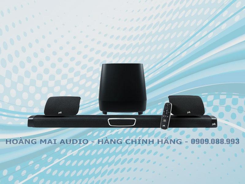 Loa Soundbar Polk Audio MagniFi MAX SR System