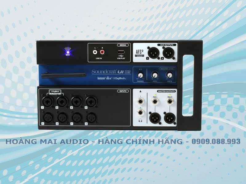 Mixer số SoundCraft UI12