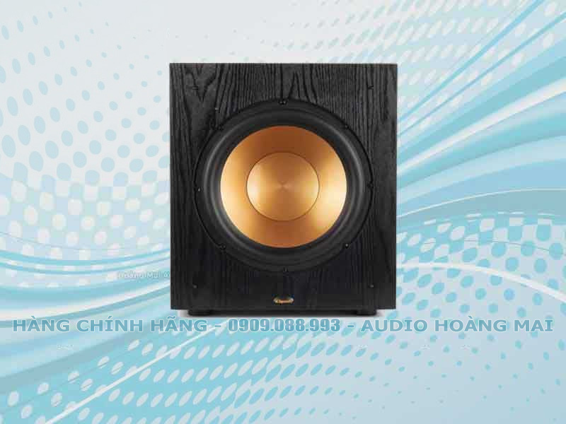 Sub Klipsch Synergy Black Label 100