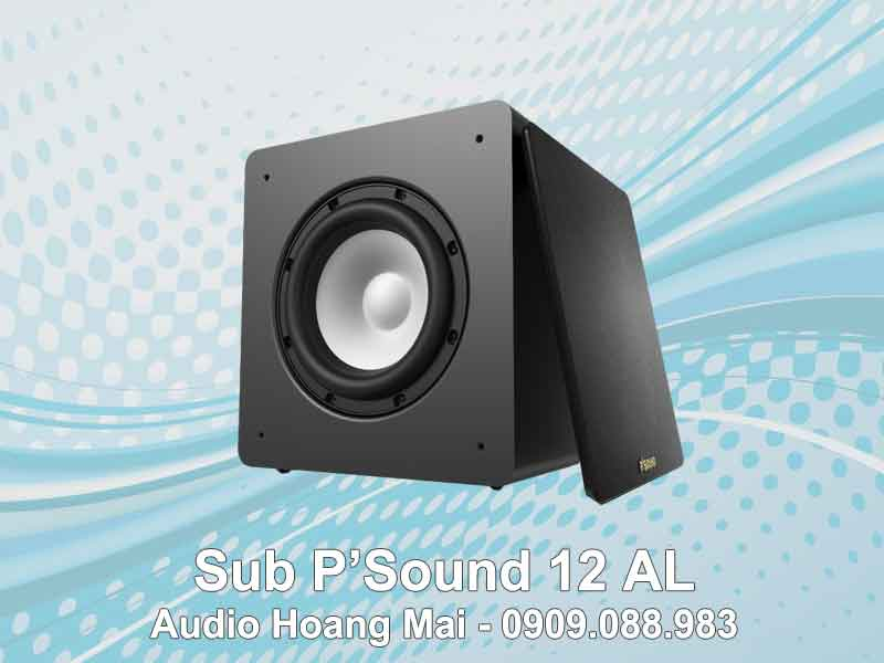 Sub P'Sound 12 AL