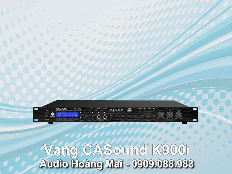 Vang số chỉnh cơ CA Sound K900i