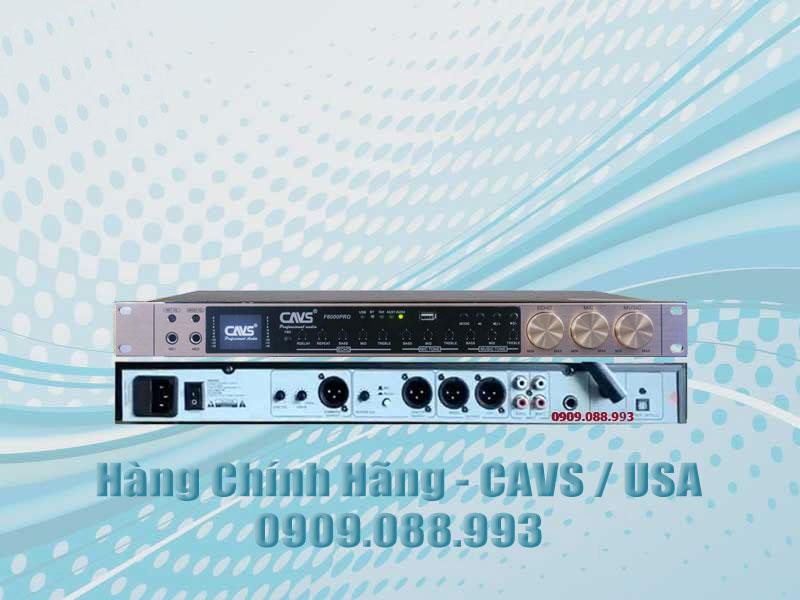 Vang cơ CAVS F6000