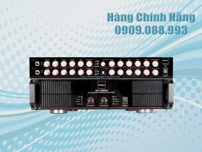 Vang Cơ + Cục Đẩy Paramax 2500