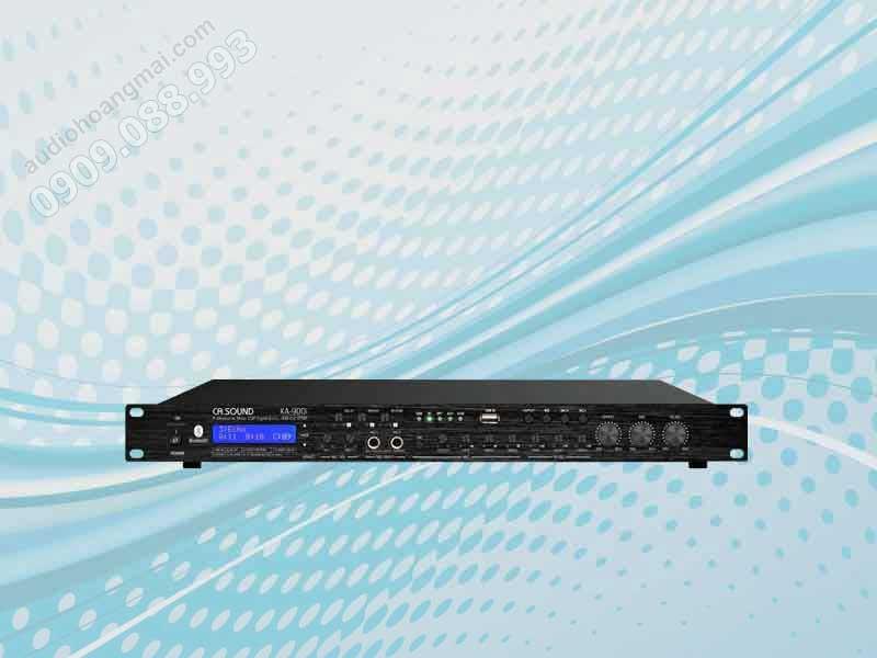 Vang số chỉnh cơ CA Sound KA 900i