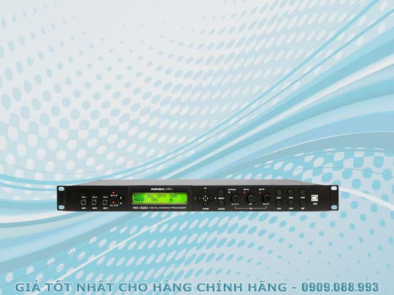 Vang số Paramax Pro MX 320