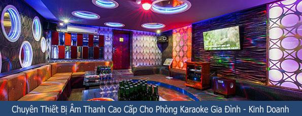 Tổng Hợp Sản Phẩm Karaoke